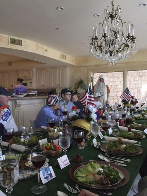 Baseball Seder Hall of Fame Photos